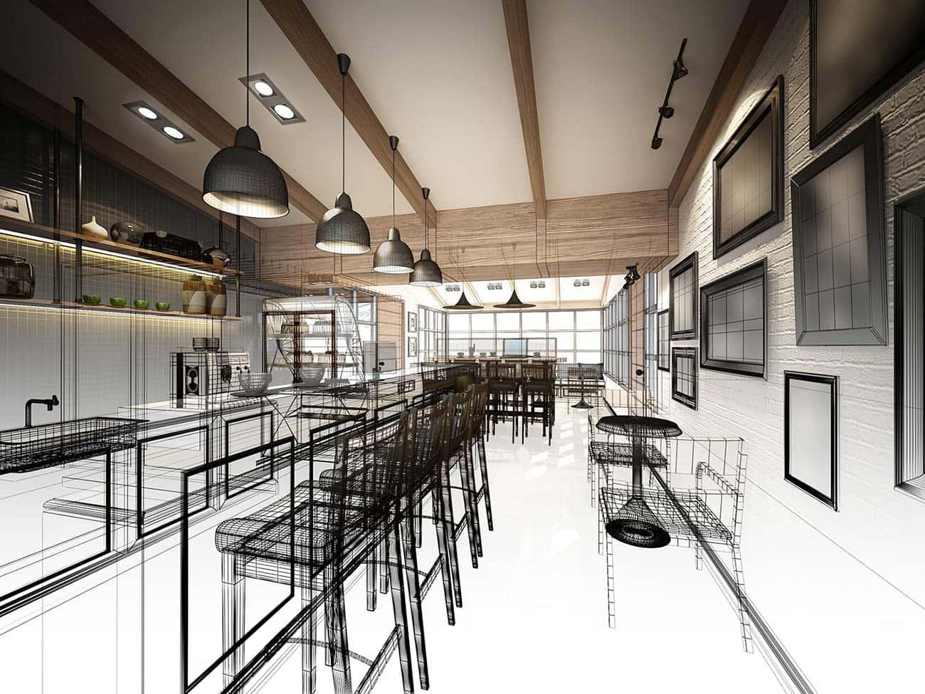L'Atelier SD - Cuisine, Cuisine